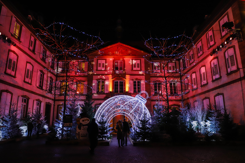 Marché de Noël de Haguenau - Alsace | Voyages-et-compagnie.com - Blog voyage