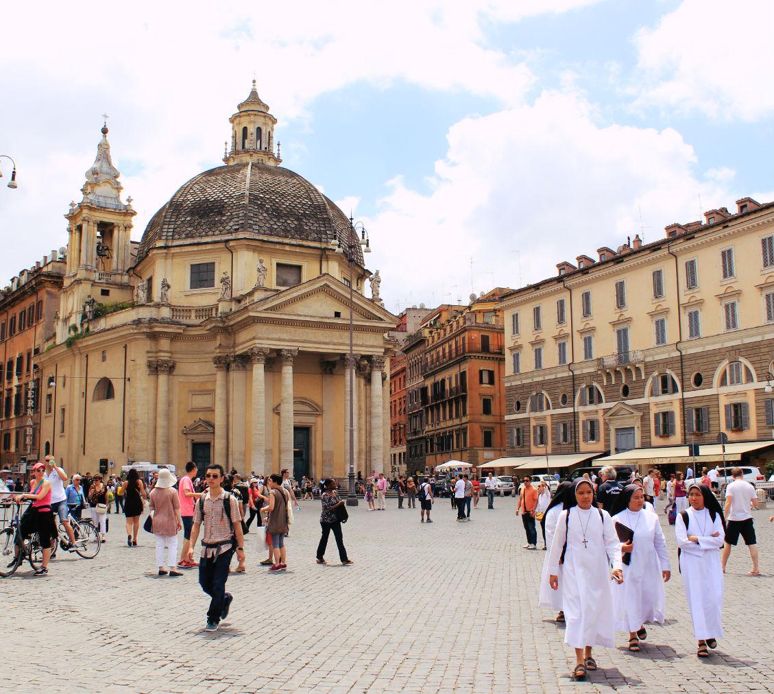 Voyages-et-Compagnie.com |Trois jours à Rome #1