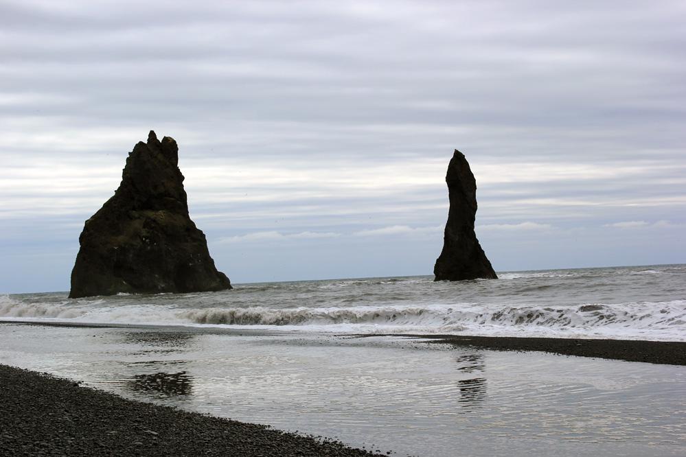 Voyages-et-Compagnie.com |Islande Vik et plages de sable noir