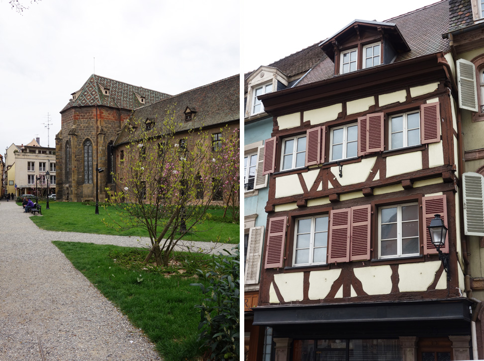Voyages-et-compagnie.com | Colmar, Alsace - musée Unterlinden