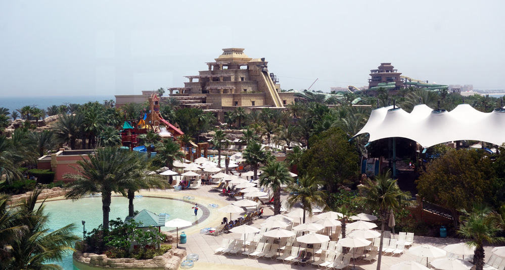Palm Jumeirah - Aquaventure Waterpark