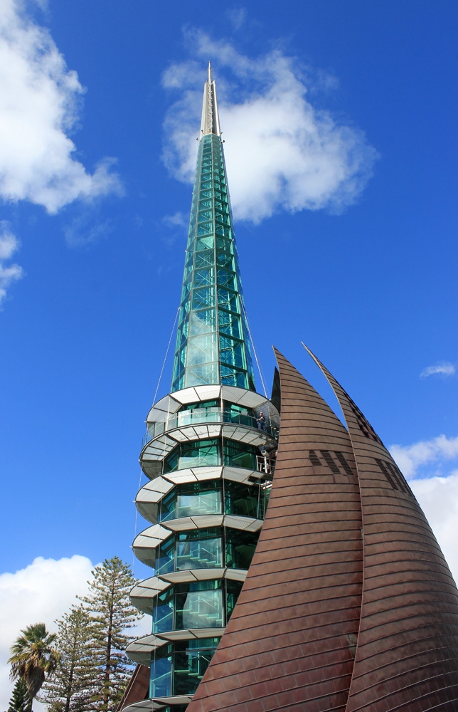 Voyages-et-compagnie.com | Perth - Tower Bell