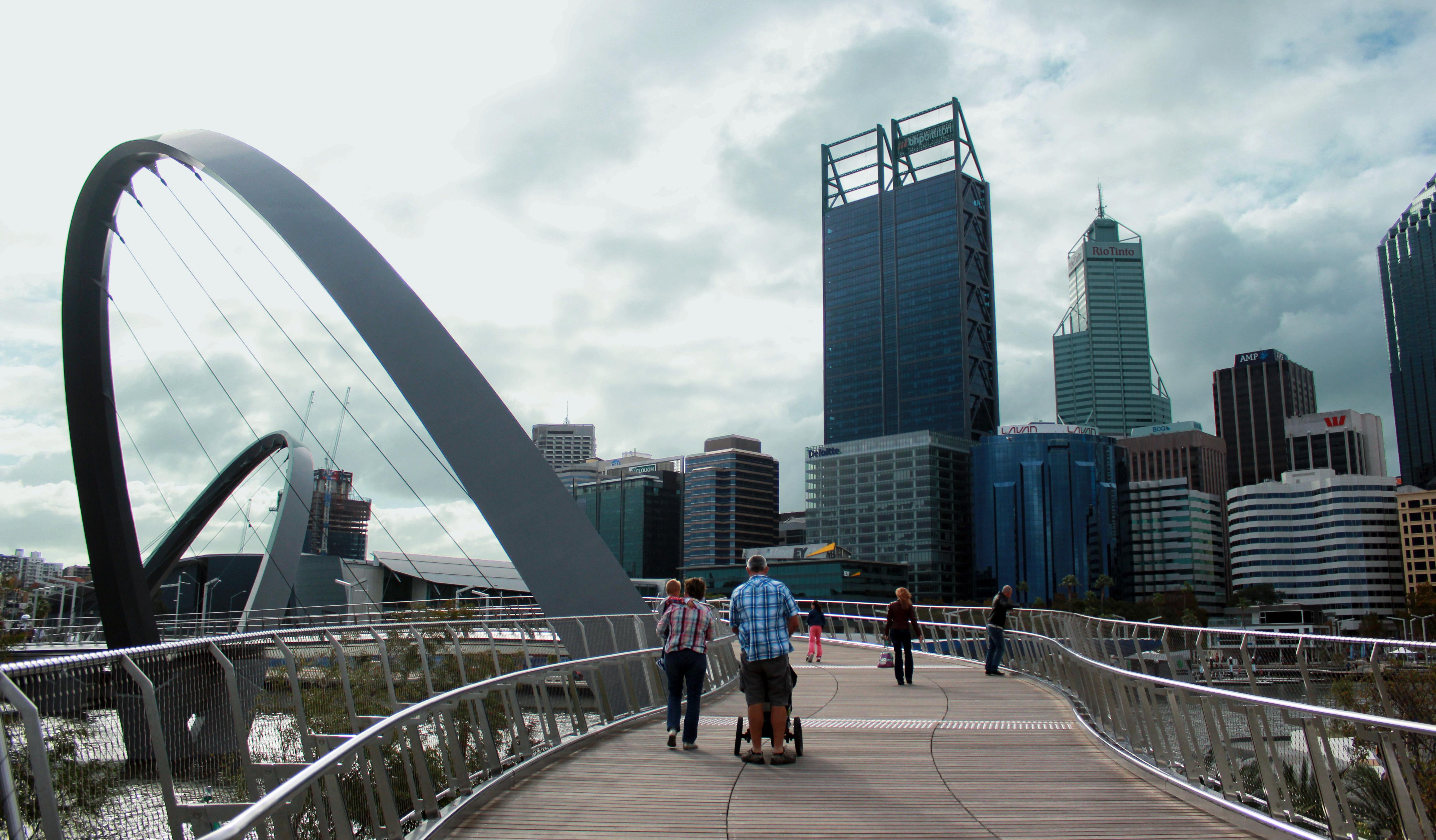 Voyages-et-compagnie.com | Perth - Elizabeth Quay