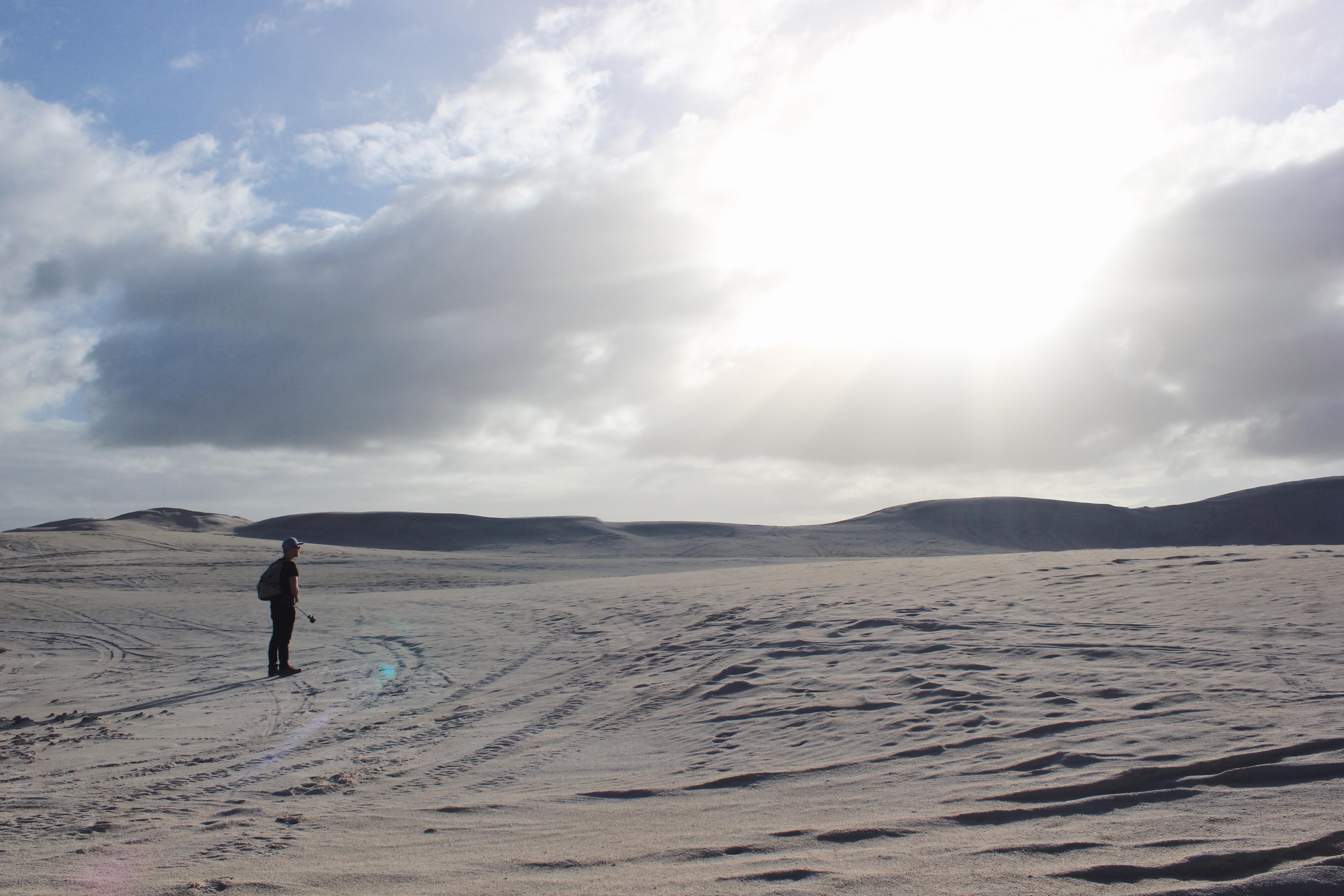 Voyages-et-compagnie.com - Blog voyage | Lancelin Desert