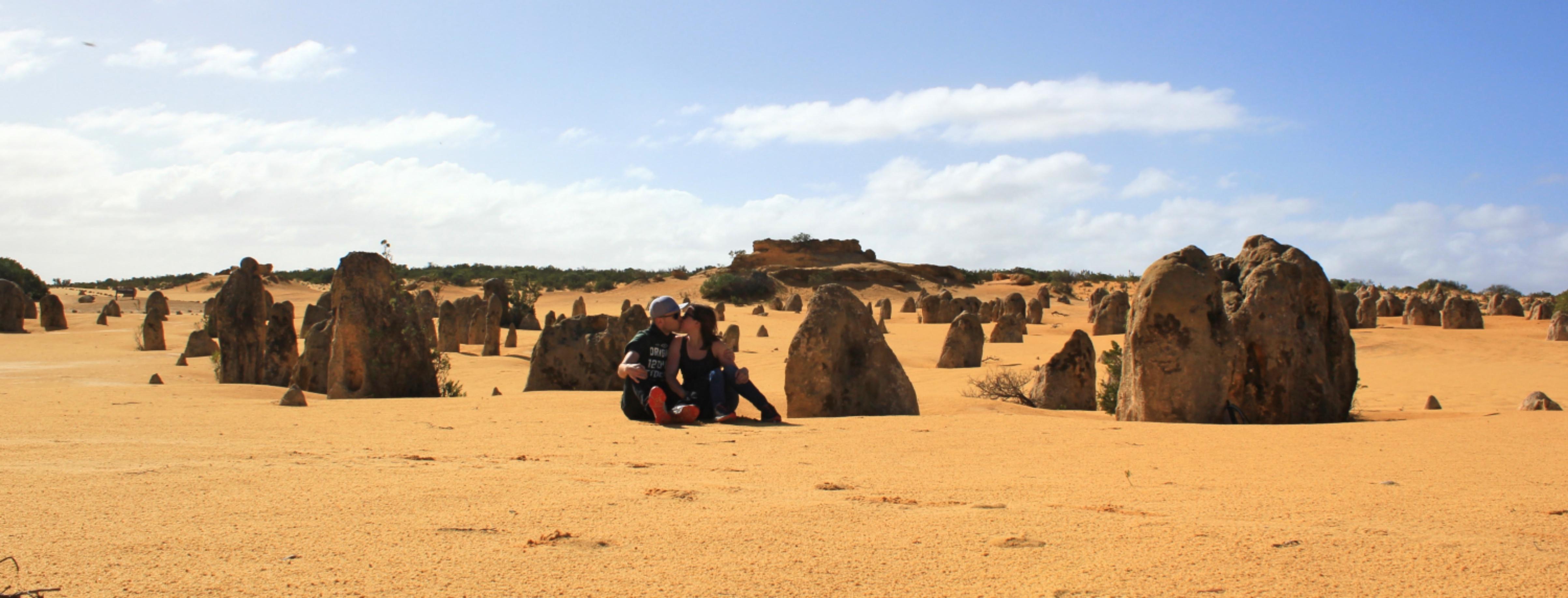 Voyages-et-compagnie.com - Blog voyage | Côte Ouest Australie - Pinnacles Desert Natural Park