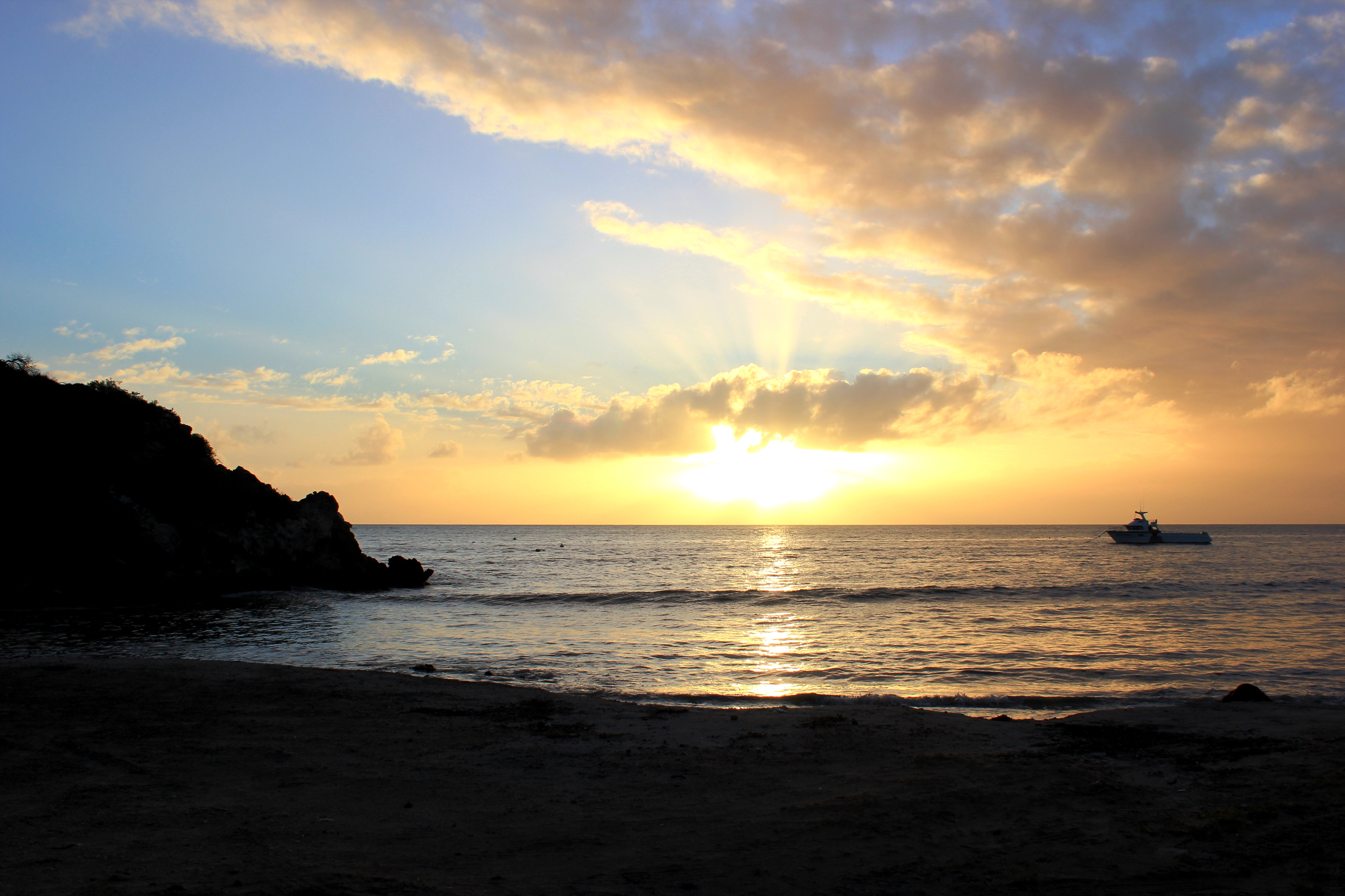 Voyages-et-compagnie.com - Blog voyage | Côte Ouest Australie - Coucher de soleil