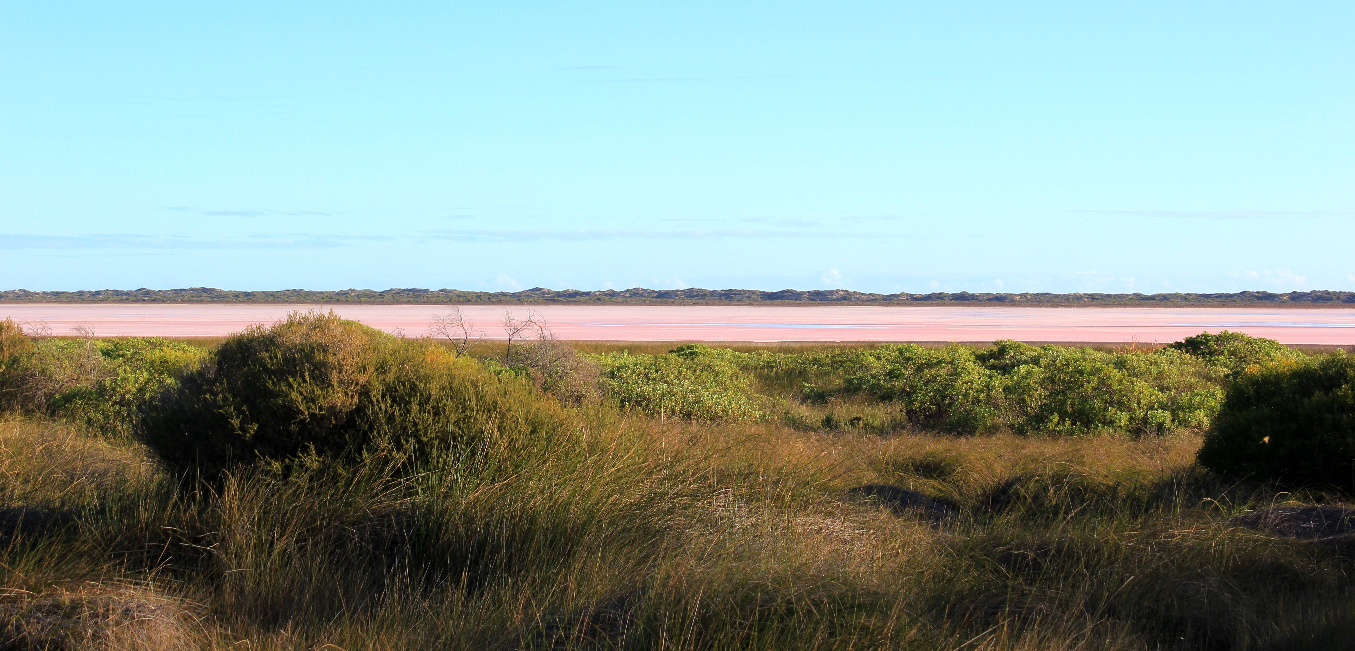 Voyages-et-compagnie.com - Blog voyage | Côte Ouest Australie - Port Gregory, Pink Lake