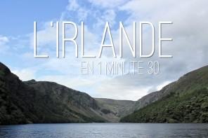 Voyages-et-compagnie.com - Blog voyage | Vidéo Youtube : l'Irlande en 1 minute 30 - road trip