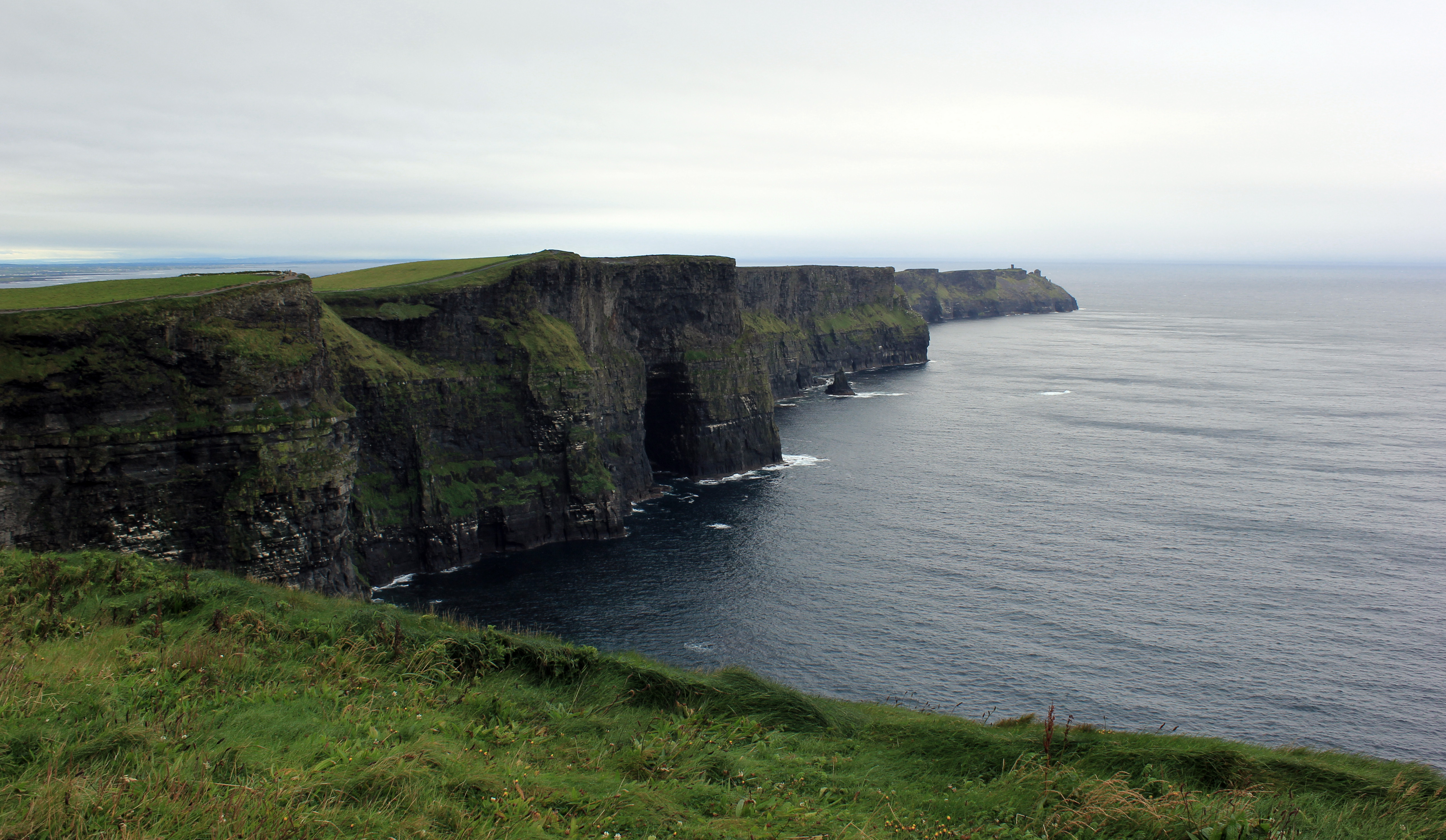 Voyages-et-compagnie.com - Blog voyage | Road trip en Irlande Cliff of Moher