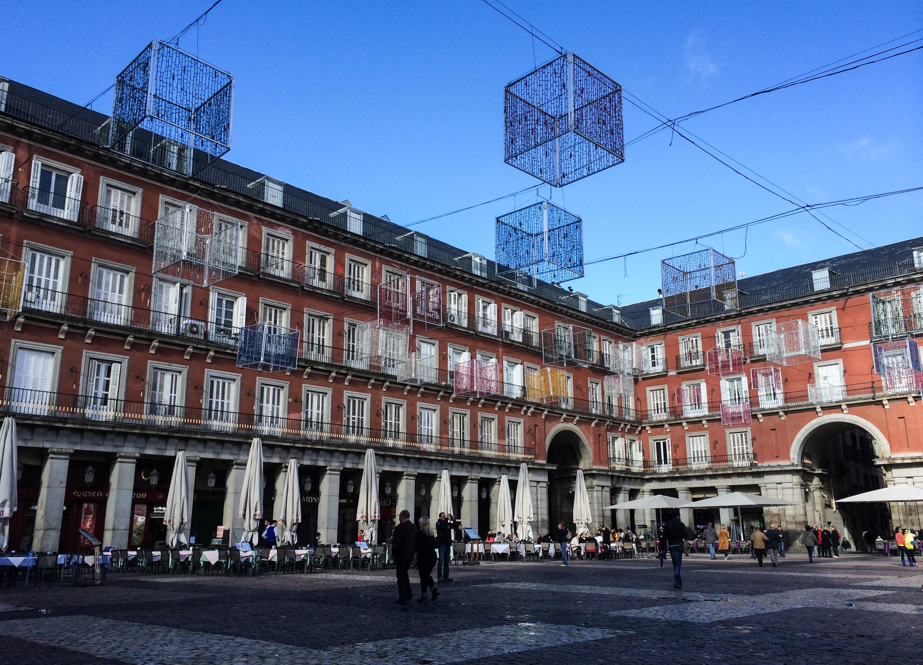 Voyages-et-compagnie.com - Blog voyage | Espagne : Madrid en demi-teinte